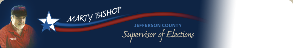 Marty Bishop Jefferson County Supervisor of Elections